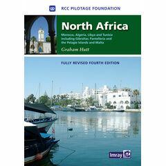 Imray North Africa Cruising Guide 4th Edition