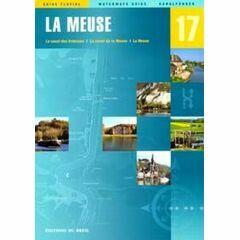 Imray Editions Du Breil No. 17 La Meuse Waterway Guide