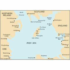 Imray Nautical Chart C62 Irish Sea