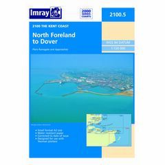 Imray Chart 2100.5 North Foreland to Dover