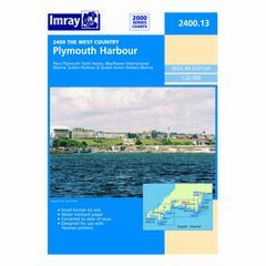2400.13 Plymouth Harbour Imray Chart