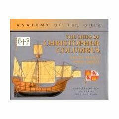 Anatomy of the ship, the Ships of Christopher Columbus