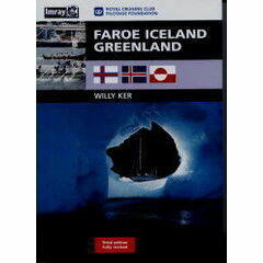 Imray Faroe, Iceland and Greenland - 3rd Edition