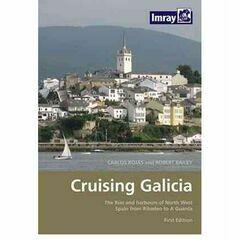 Imray Cruising Galicia Guide