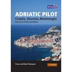 Imray Adriatic Pilot 7th Edition