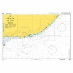 2095 Cape St Blaize to Port St John's Admiralty Chart