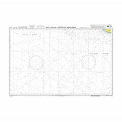 4710 Cape Leeuwin to Southeast Indian Ridge Admiralty Chart