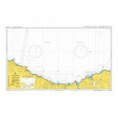 AUS799 Stony Head to Rocky Cape Admiralty Chart