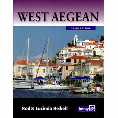 Imray West Aegean Cruising Guide 3rd Edition