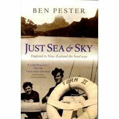 Just Sea & Sky (England to New Zealand the hard way)