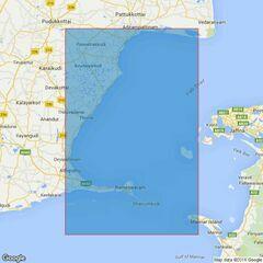 69 Palk BayWestern Part Admiralty Chart