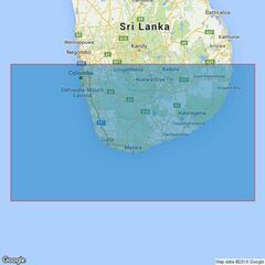 813 Colombo to Sangama Kanda Point Admiralty Chart