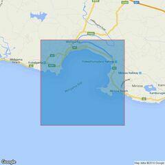 3700 Weligama to Colombo Admiralty Chart