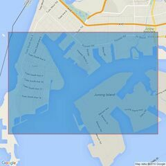 4033 Tuas Bay, West Jurong Fairway and Pesek Basin Admiralty Chart