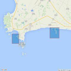 3724 Ports of Sattahip and Map Ta Phut Admiralty Chart