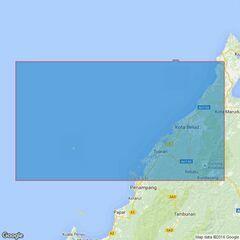 2112 Kota Kinabalu to Pulau-Pulau Mantanani Admiralty Chart