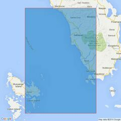 4483 Mindoro Strait Admiralty Chart