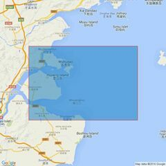 2411 China - Dong Hai, Minjiang Kou Admiralty Chart
