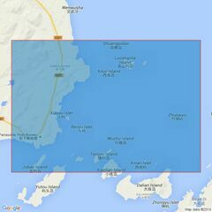 2413 Songxia Gang Admiralty Chart
