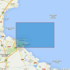 723 China- Yellow Sea, Approaches to Lianyungang Admiralty Chart