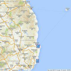 898 Ports on the East Coast of Korea Admiralty Chart