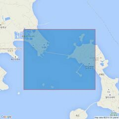 1270 Ando to Inch'on Hang Admiralty Chart