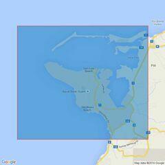 1109 Guam Admiralty Chart