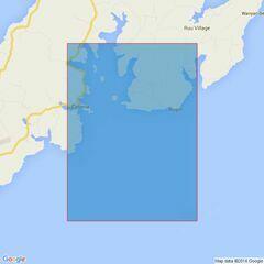 1485 Yap Islands Admiralty Chart