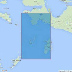 3751 Indonesia, Pulau Larat to Pulau Panjang Admiralty Chart