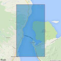 3726 Selat Bali to Pulau Kangean Admiralty Chart