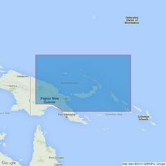 4622 Admiralty Islands to Solomon Islands Admiralty Chart