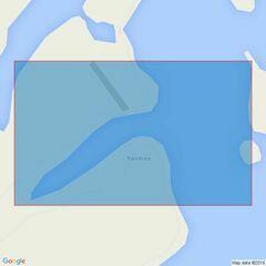 1714 Russell Islands Admiralty Chart