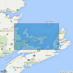 4765 Northumberland Strait / Detroit de Northumberland Admiralty Chart