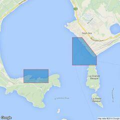 4776 Baie de sept iles Admiralty Chart