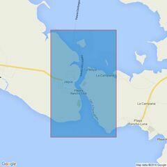 444 Bahia de Cienfuegos Admiralty Chart