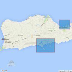 485 Saint Croix Admiralty Chart
