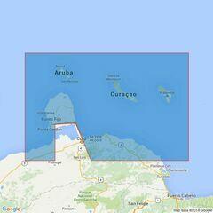 2193 Punta San Juan to Punta Macolla including Bonaire- Curacao and Aruba Admiralty Chart