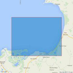 1277 Punta Canoas to Isla Fuerte Admiralty Chart