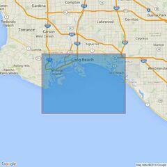 1082 San Pedro Bay Admiralty Chart