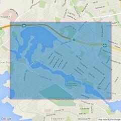 4959 Victoria Harbour Admiralty Chart