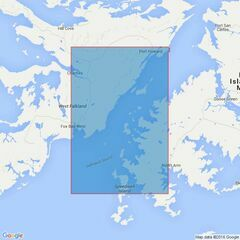 2559 Falkland SoundSouthern Part Admiralty Chart