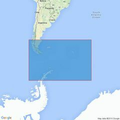 3200 Falkland Islands to South Sandwich Islands and Graham Land Admiralty Chart