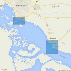 3755 Bahia Blanca Admiralty Chart
