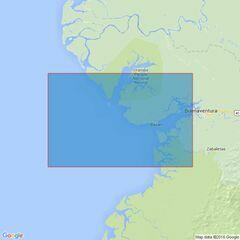 2318 Approaches to Bahia De Buenaventura Admiralty Chart