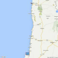3076 Ports of Iquique and Mejillones del Sur Admiralty Chart