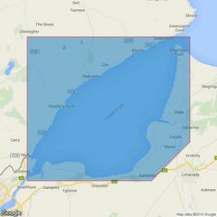 2511 Approaches to Lough Foyle Admiralty Chart