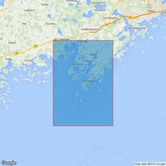 2211 Baltic Sea - Gulf of Finland, Porkkala and Kantvik Admiralty Chart