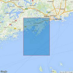 3819 Baltic Sea - Gulf of Finland, Approaches to Porkkala and Kantvik Admiralty Chart
