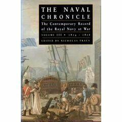 The Naval Chronicle vol III (Hard Back)