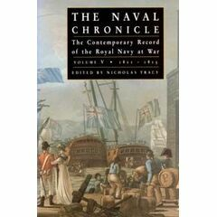 The Naval Chronicle vol V (Hard Back)